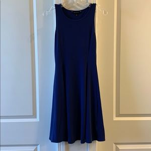 Banana republic navy dress.  Size XS.